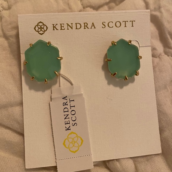 Kendra Scott chalcedony Morgans never worn